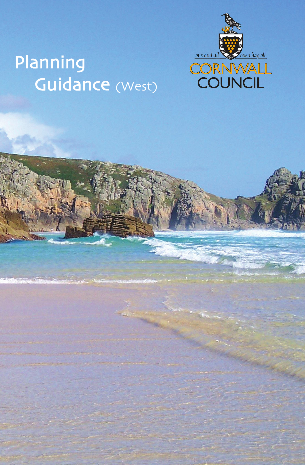Cornwall Planning Guide